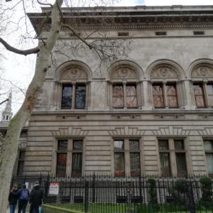 英国史と肖像画美術館。