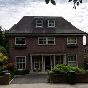 イギリスの家のタイプ。
