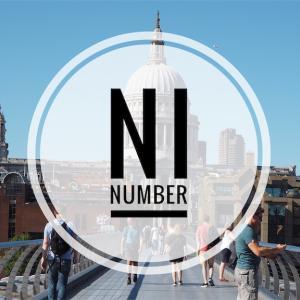【オンライン完結】NI Number取得方法2021年4月28日より大幅変更!