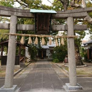 産土神社への初めての参拝