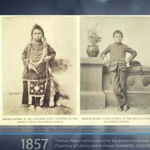 カナダの黒歴史 (3) 学校とは名ばかり