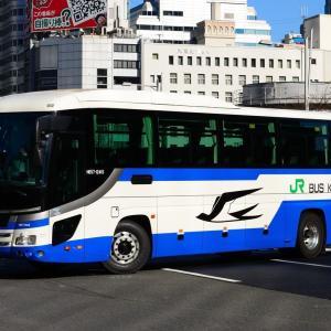 ジェイアールバス関東 H657-12415