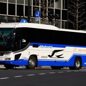 ジェイアール東海バス 747-09958