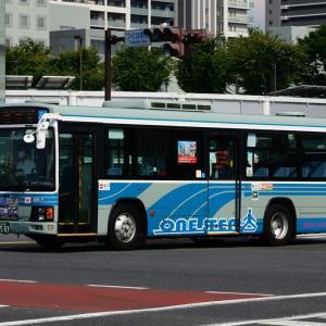 関鉄パープルバス 9396P