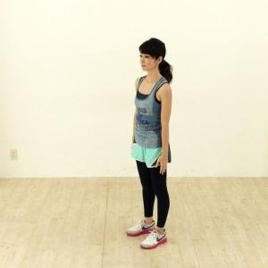 美しく引き締める! 体幹トレーニング