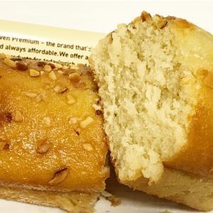セブンプレミアム【バナナスティックケーキ】スイーティーな香りに癒される