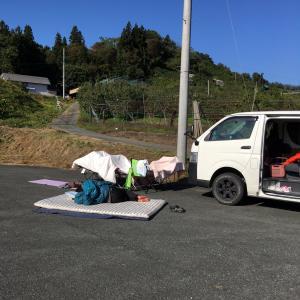Van Lifeで日本の良さを知る