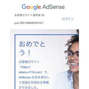ブログ開始から4カ月 アメブロからワードプレスに移行後 Googleアドセンスようやく合格しました(コンテンツが複製されているサイトを回避する方法)