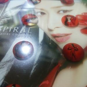 茅原実里 7thアルバム『SPIRAL』♪♪〜全てのご縁に感謝〜