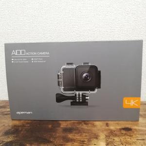 格安アクションカメラ買っちゃった!