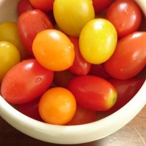 ばぁ~ちゃんがナイスなトマトを買ってきてくれた件