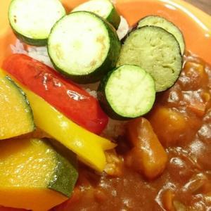 トマト風味のカレー