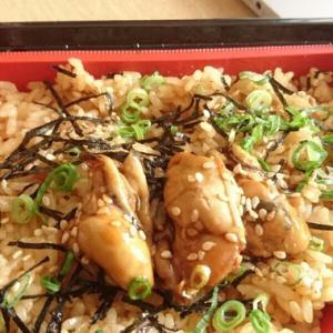 リモートランチ 牡蠣飯