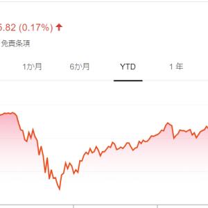 投資日記2020年8月 今年の投資状況を振り返る~~投資タイミングは良かったが、セクター選びに失敗~~