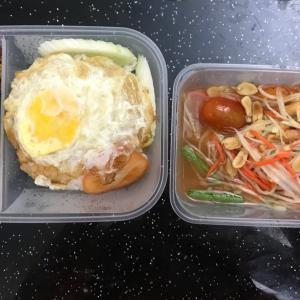マレーシアでタイ料理を食べてみた
