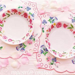 ♡可愛い花柄なチェスティ風食器♡