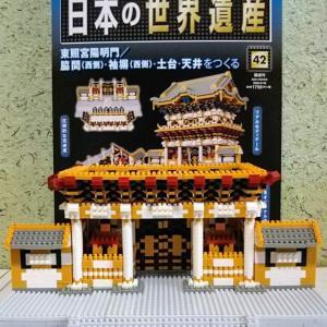 18. スポーツクラブ再開と日光東照宮陽明門