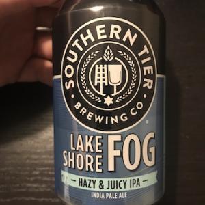 ニューヨーク生まれのビール【Lake shore fog(レイクショアフォグ)】