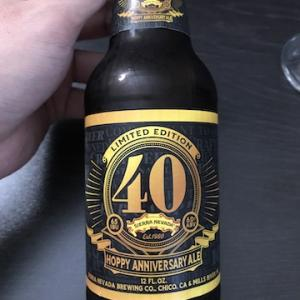 Hoppy Aniversary Ale(ホッピーアニバアーサリーエール)【シエラネバダ】