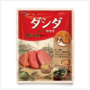 韓国の万能調味料「ダシダ」