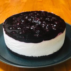婿殿のバースデーケーキ