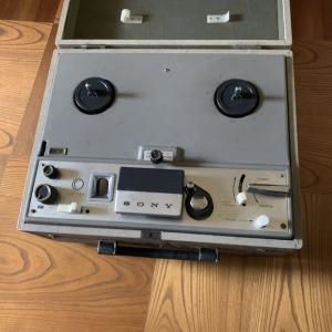 Sony Tapecoder  262