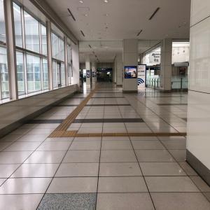 空港・国際線ターミナル今の状況