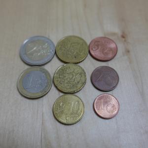 【ヨーロッパ】コインに描かれてる絵柄で国がわかる?