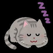 【画像】ワイの腕で猫が寝てるんやけどさ