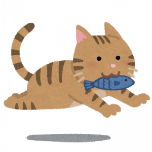 ワイ(文系)卒論「猫は生魚・焼き魚どちらの嗜好性が高いかの検証」