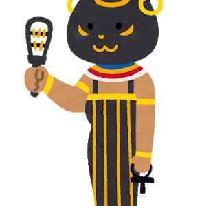 【画像】エジプトの猫神様ことバステト神様、ただ可愛いだけの癒やし枠だったwwww