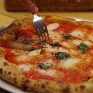 本場の味@明石ベアトリーチェの絶品ピザ