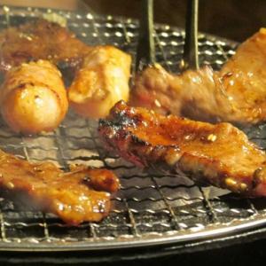 焼き肉で残暑払い!