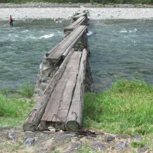 揖保川の流れ橋