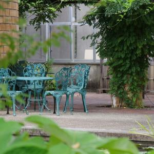 須磨離宮公園@熱帯植物の温室へ