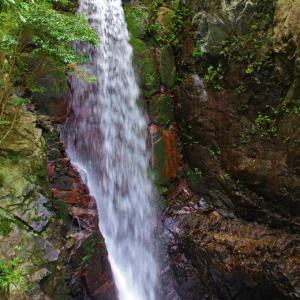 六甲を歩く(1) 鼓ヶ滝