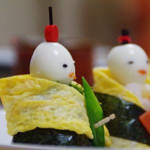 作ってみた!おひな寿司