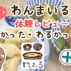 宅配わんまいる【冷凍惣菜】は評判通りおいしい?お試し体験談レビュー