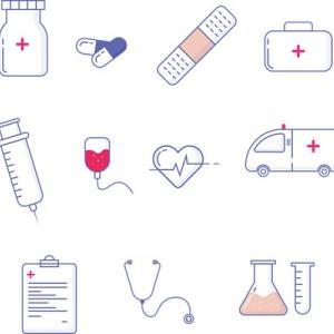 抗がん剤(アバスチン イリノテカン ゼローダ)投与と診察と治療費と