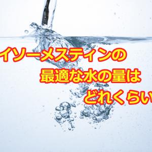 ダイソーのメスティンで炊飯するときの水の量はどれくらい?