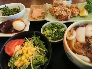 ちょっと前に♡麺食彩 樹神亭♡でランチ~♪(#^.^#)【安城市】