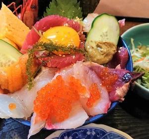 映え~る海鮮丼のとっても残念だったお店の話。。。( ̄▽ ̄;)チーン