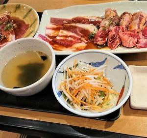 ♡焼肉一番カルビ♡で焼肉ランチ~♪(*'▽')【豊田元町店】