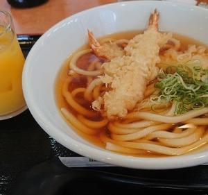 海老天うどん399円!!♡得得うどん♡がお得~♪(*'▽')【豊田市】