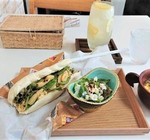 新店♡cafe&dining POLCA♡でランチ~♪店主さんが面白い~  ۹ (♡′θ'♡) ۳   【岡崎市】