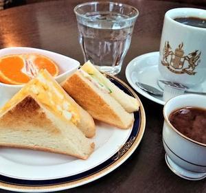 ♡珈琲&紅茶専科 カノン♡でモーニング~♪(*'▽')【みよし市】