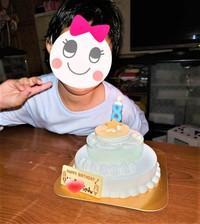 地味~なケーキの正体判明~♪