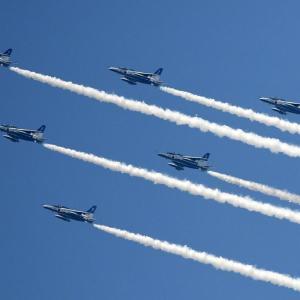 【謎】ブルーインパルス「感謝の航空ショー」は誰の発案?河野防衛相「プロセスはどうでもいい」航空幕僚長「プロセスは控えたい」
