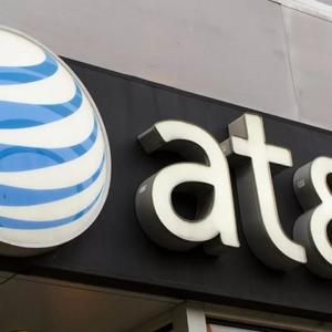 AT&T 【T】業績