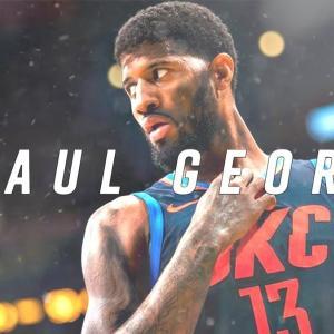 【Paul George:ポール・ジョージ】NBA屈指のオールラウンダー!イケメン!スタイル良し!不屈の闘志を持つ熱い漢!